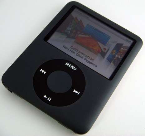 iPod invented